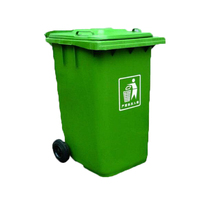 wastebin with wheels garbage bins for sale plastic waste container