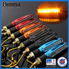 Motorcycle colorful modified accessories LED sright 12V turn signal electric motorcycle indicator lights