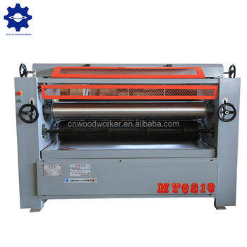 Factory direct wholesale glue spreader roller machine