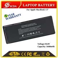 "Best price laptop battery for Apple macbook pro 13"" A1185"