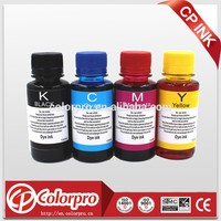 Dye ink for hp officejet 7612 premium water based colored dye ink for hp933 932