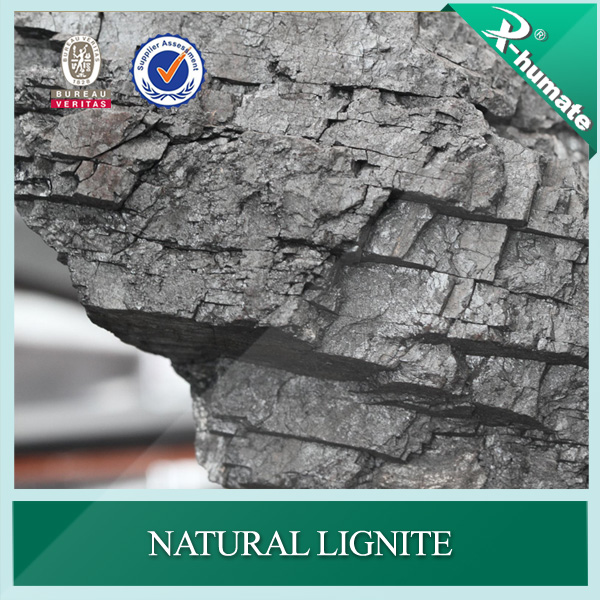 potassium humate fulvic shiny powder from Leonardite