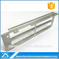 Professional precision CNC aluminum profile section machining part