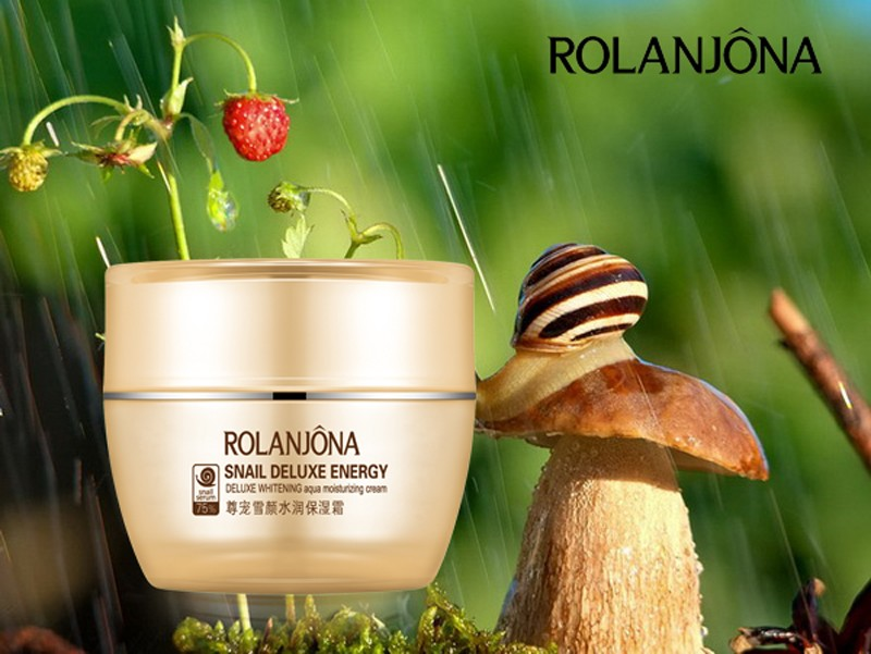 Whitening brightening noutishing Moisturizing snail extract face skin cream