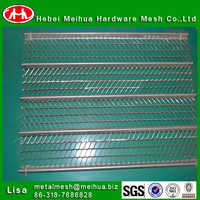 China manufacturer formworks for building construction/Hot dipped galvanized rib lath/