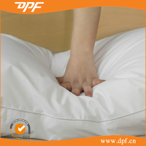 Wholesale cheapest Hotel bedding Set waterproof white memory foam pillow