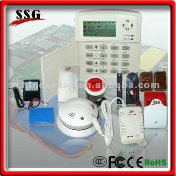 honeywell home alarm system manual