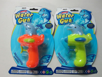 Newest samll size water gun toys ,dolphin and shark shape for summer toys