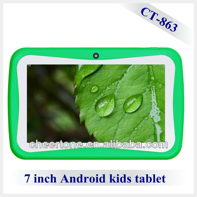 Hot selling android tablet best buy tablet pc with funny app