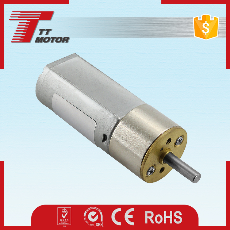 Electric gearbox low rpm 16000rpm high speed dc motor