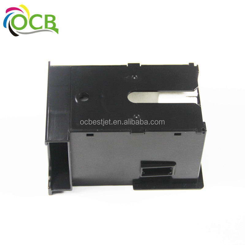 OCBESTJET waste ink box chip for Epson T6712 T6711 maintenance tank chip for Epson WorkForce Pro WP-8010 8090 8510 8590 printer