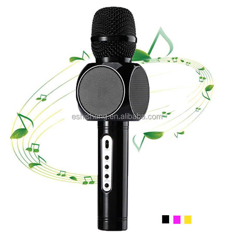 Wifi Mobile Phone Karaoke Microphone for Android TV