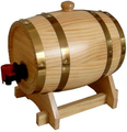 1.5L3L5L10L mini wooden barrels factory wholesale