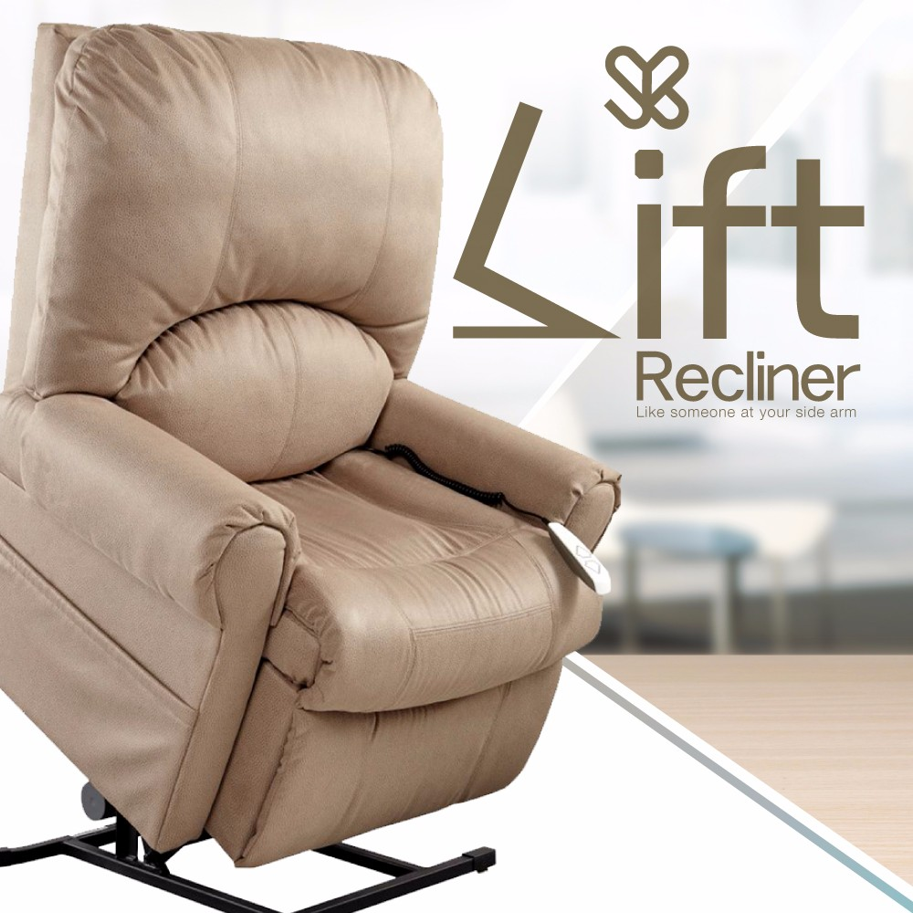 Living Room Furniture Recliner Eelctric Motor Lift Chair Sofa for Elderly life
