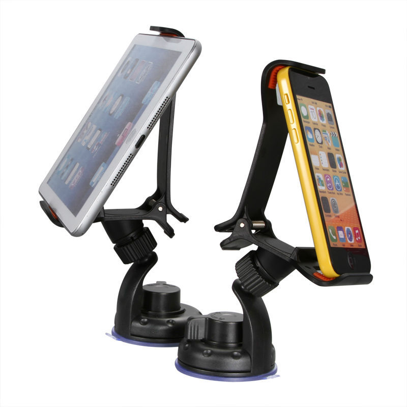 Unique Features 360 Degree Rotating Useful Silicone Cup Mobile Phone Wall Holder