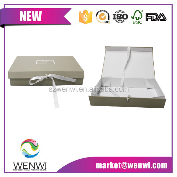 elegant china manufacturer christmas cardboard gift box