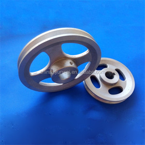 ISO 9001 China Manufacture OEM Large V Belt Pulley