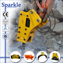 HB20 Construction Power Tool for Excavators Side Type hydraulic breaker