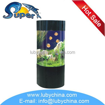 2015 custom made acrylic fish tank aquarium for ornamental for Ornamental pond fish port allen