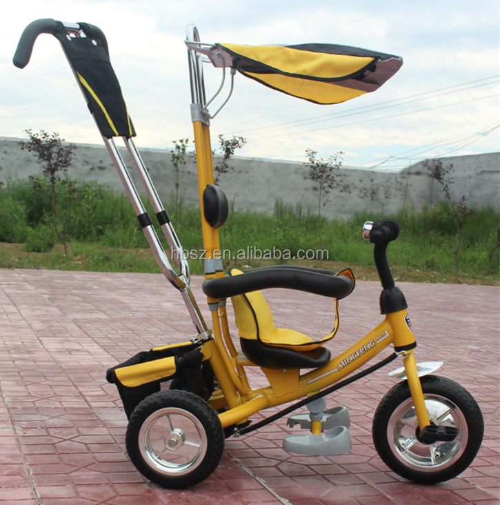 High Quality baby stroller with canopy Child tricycle / three wheels kid Tricycle