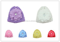 Beautiful Winter Warm Handmade Crochet Knit Baby Hat Pattern