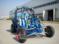 Fashionable design strong off road go karts with adjustable seat position