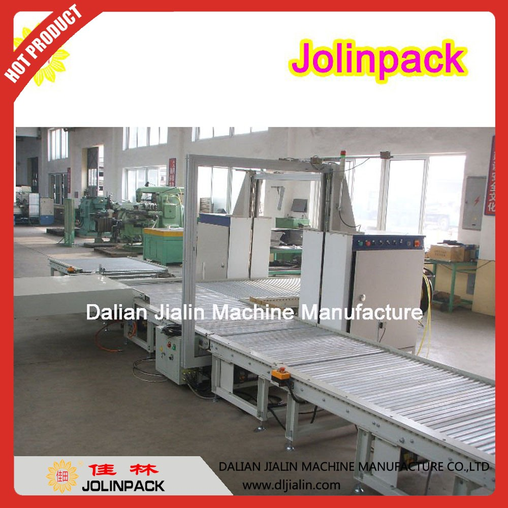 Automatically carton packing machine (Full-Automatic Strapping Machine)
