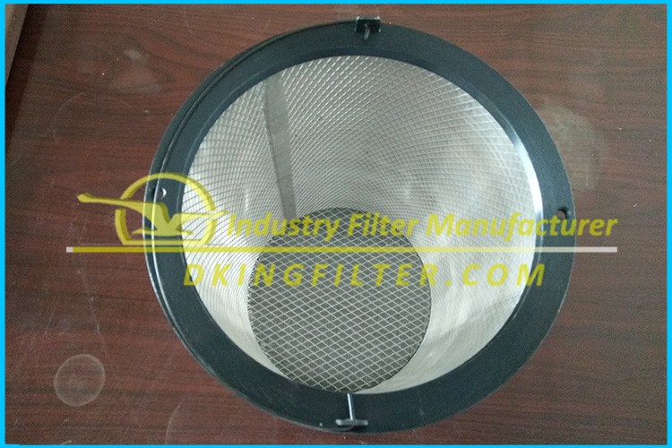 High quality basket filter cartridge for industry