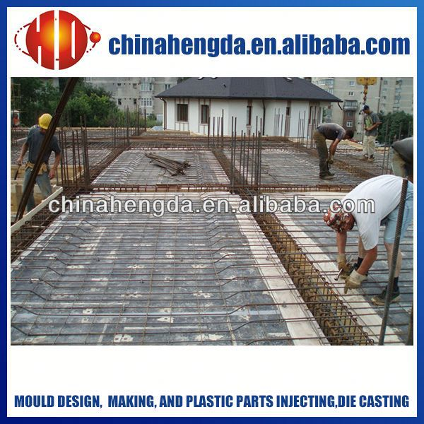 2014 plastic formwork advantages