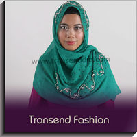 Transend Design Stylish Tudung Bawal