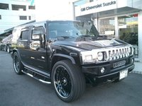 2006 HUMMER H2 SUV LHD Japanese Used car