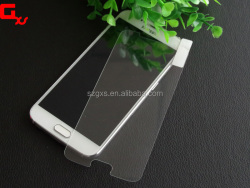 hard coating pet 10h tempered glass screen protector for mobile phone