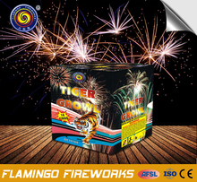 Factory directly selling w shaped cakes fireworks
