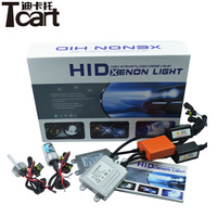 Wholesale 55W Car Headlights HID Xenon 12v/55w Super Slim Canbus HID Kit