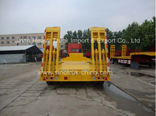 Chinese Very Good Quality tractor truck and trailer dimensions