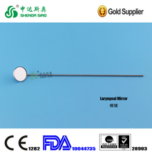 Dental ENT Surgical Instruments for Laryngeal Mirror