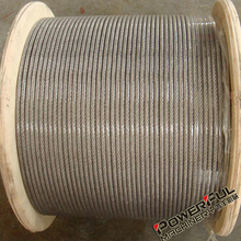 4mm Thin and Strong Non Rotating Steel Core Wire Rope Manufacturers with Material Properties