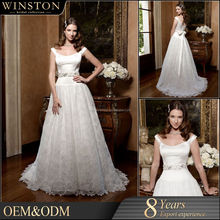 2016 hot sale 100% brand new spanish style wedding dresses
