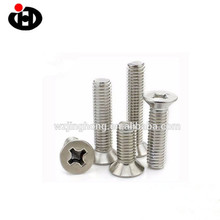 Jinghong Fasteners Zinc CR3+ Plated ROHS Screws