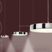 round shaped hot sell metal led pendant lamp,led suspend light