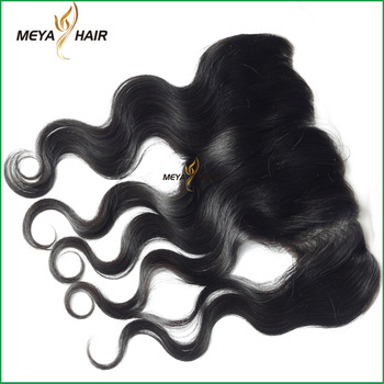 different color style Brazilian body wave pure hair 13x4 frontal wig dropshipping