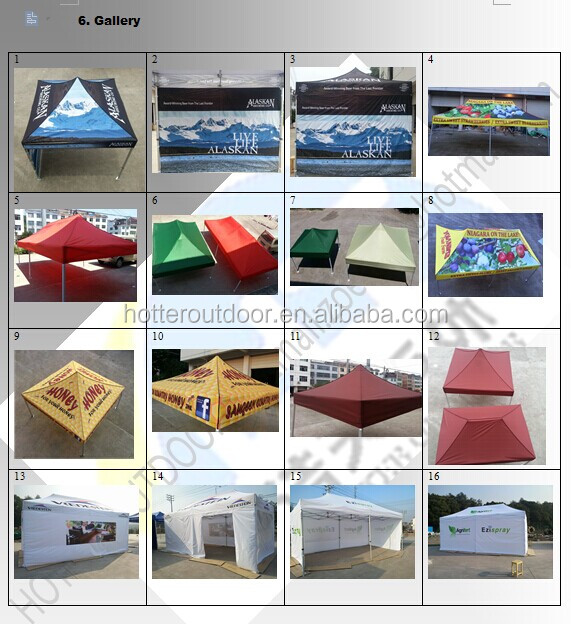 high quality party tent