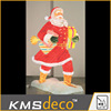 Latest hot selling!! good quality life size christmas santa claus with good offer