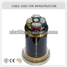 cable electrical power extension