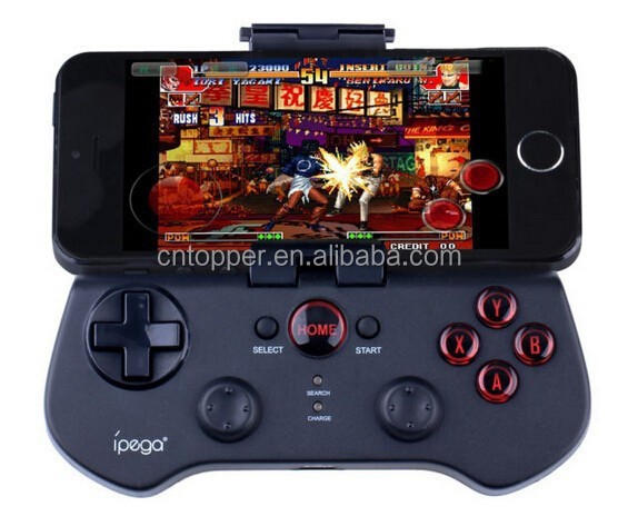 IPEGA PG-9017S Mini game ps4 joystick Bluetooth 3.0 Game Controller Support Android/iOS/ PC for apple htc