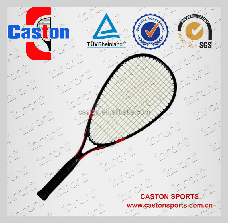 Graphite squash racket/ racket ball