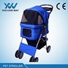2016 Wholesale folable pet stroller luxury from China pet stroller factory