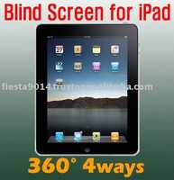 Privacy protect filter 360 degree 4way for Apple iPad