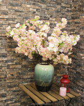Wholesale Artificial Cherry Blossom Branch for Christmas Decoration