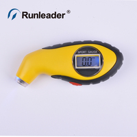 Durable LCD Digital Tire Tyre Air Pressure Gauge for Auto Car Motorcycle Vehicles
